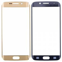 Samsung G925 S6 Edge Touch Dokunmatik Gold Altın