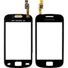 Samsung S6500 Touch Dokunmatik Siyah