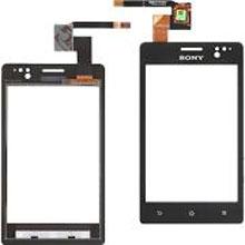 Sony Xperia Go St 27 Touch Dokunmatik Siyah