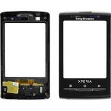 Sony Xperia X10 Mini Touch Dokunmatik Siyah
